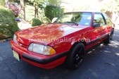 Mustang LX Hatchback