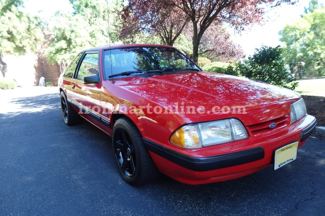 1991 Mustang LX 2+2 Fastback