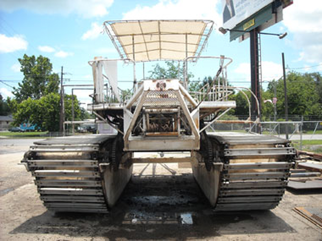 QUALITY 104T-70 Marsh Buggy