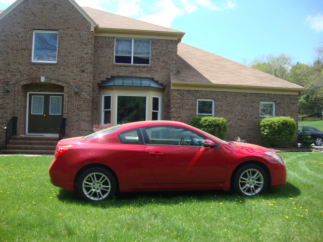 Product Description. 3.5V 6 270hp Nissan Altima Coupe 2008 ...