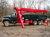 NJ Crane Boom Truck Crane for sale