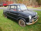 NSU 30 Prinz Car 1957