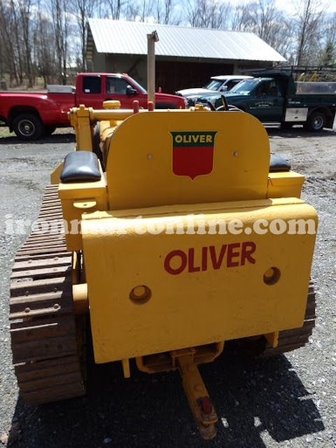 Forestry Mulcher For Sale >> oliver oc 46 loader