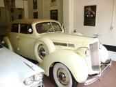 Packard 120 Convertible Top Down