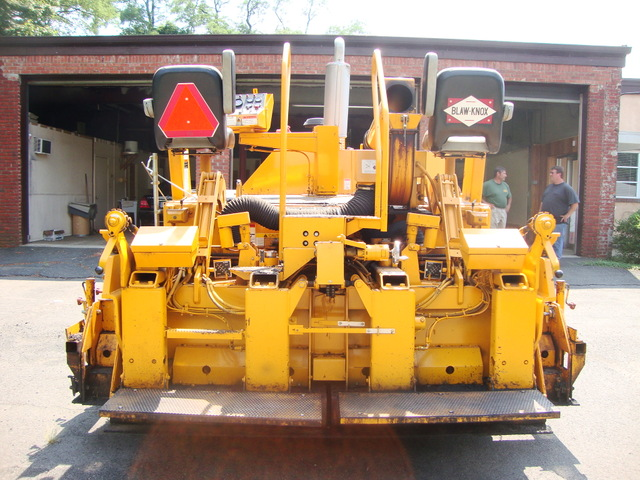 Blaw knox pf 410 paver omni ia specs used for sale for Nj motor vehicle inspection stations near me