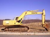 PC-200 Komatsu Excavator 2001