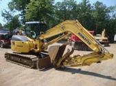 PC78MR-6 Zero Tail Swing Excavator