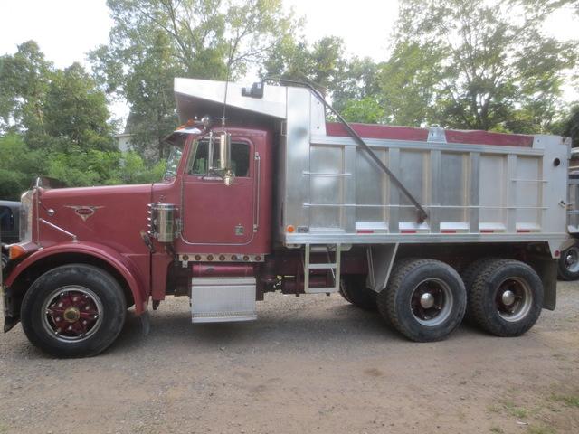 335 peterbilt dump truck for sale by owner. Black Bedroom Furniture Sets. Home Design Ideas