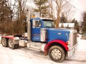 Pete 379 Tandem Tractor 1996