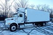 Peterbilt Reefer Truck