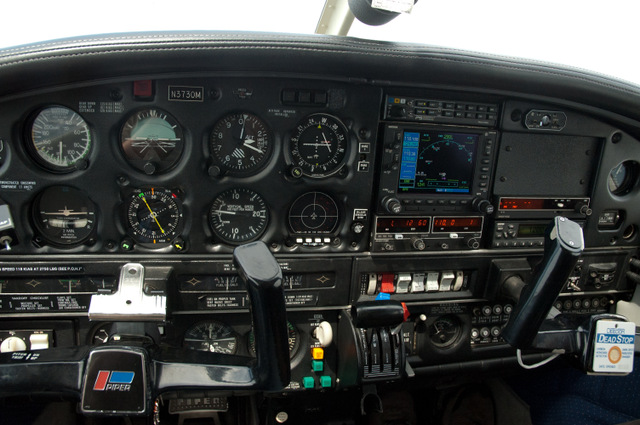 Piper Arrow III Four-Place Aircraft