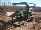 Power Mulcher Hay Blower M80 Reinco