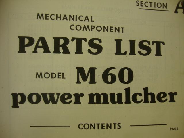 Reinco Power Mulcher