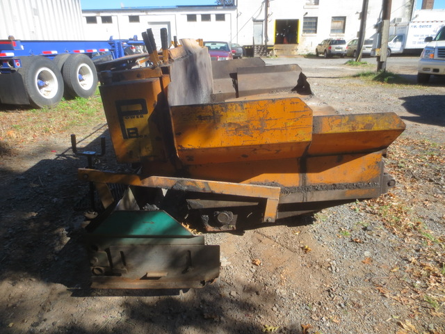 Puckett 450 Power Box Paver used for sale