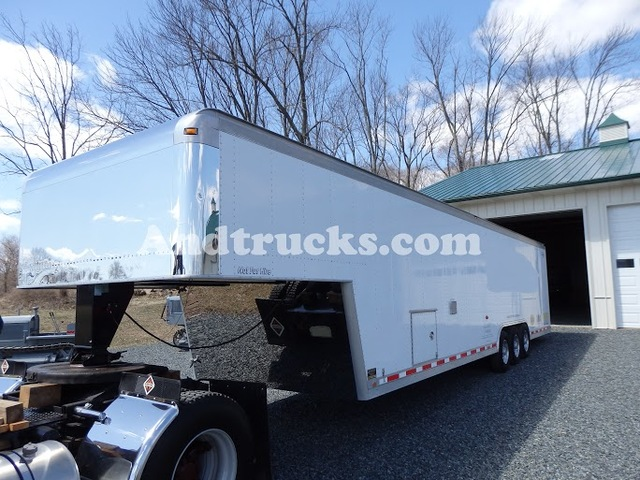 Enclosed Car Hauler for Sale