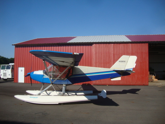 RANS S-6ES Coyote II used for sale