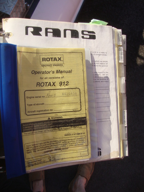 RANS S-6ES Coyote II