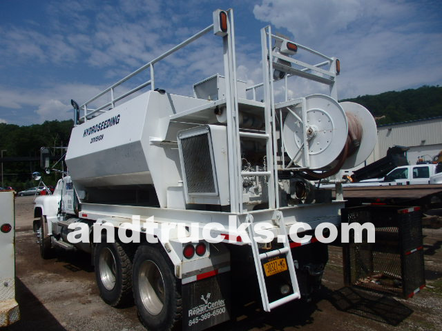 Reinco Hydroseeder for sale