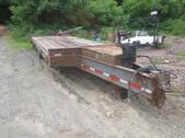 Rogers 20-ton Lowboy