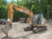 Samsung 130 Excavator