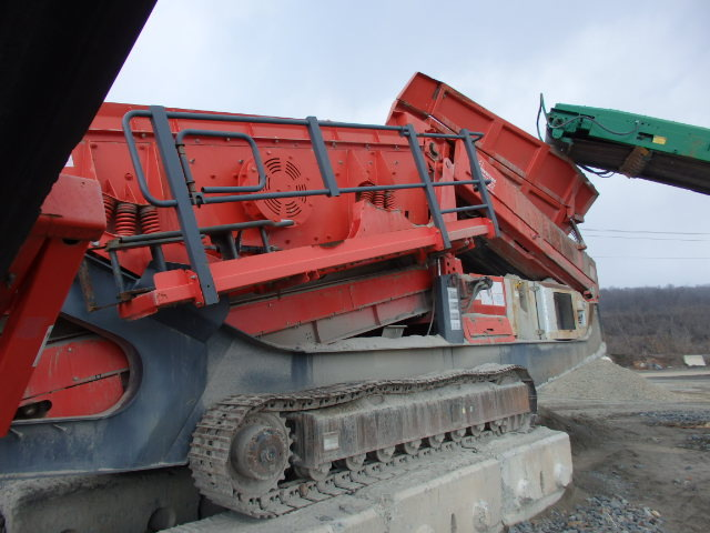 2012 Sandvik QE340 Screener
