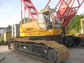 Sany SCC1000 Crawler Crane