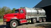Septic Pump Truck Mack CL713 Tri Axle