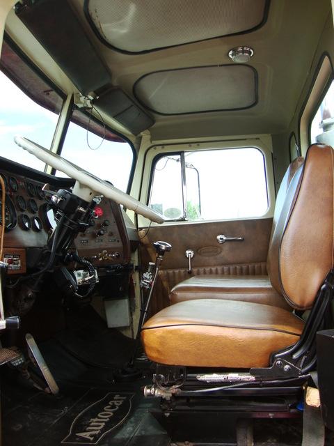 1978 AutoCar Single Axle Tractor rare GKS64TB Glider Kit