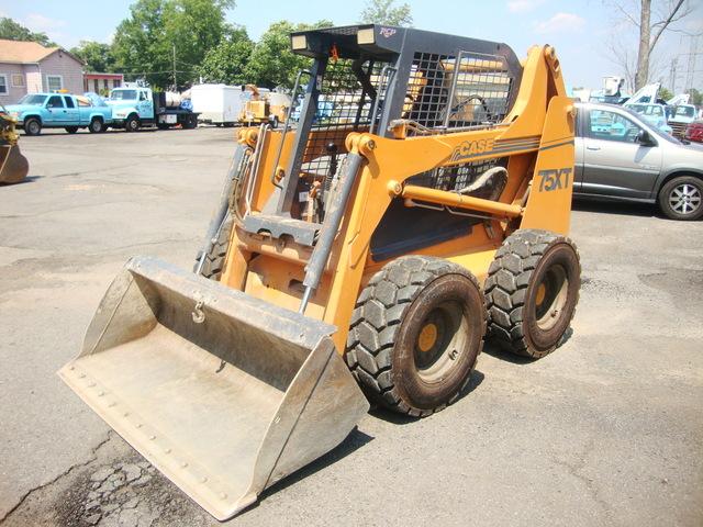 Case 75XT Skid Steer One Owner 2002   eBay