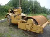 SP 54 Ingersoll Roller Compactors