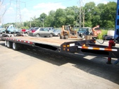 Tagalong  20 ton trailers Eager Beaver