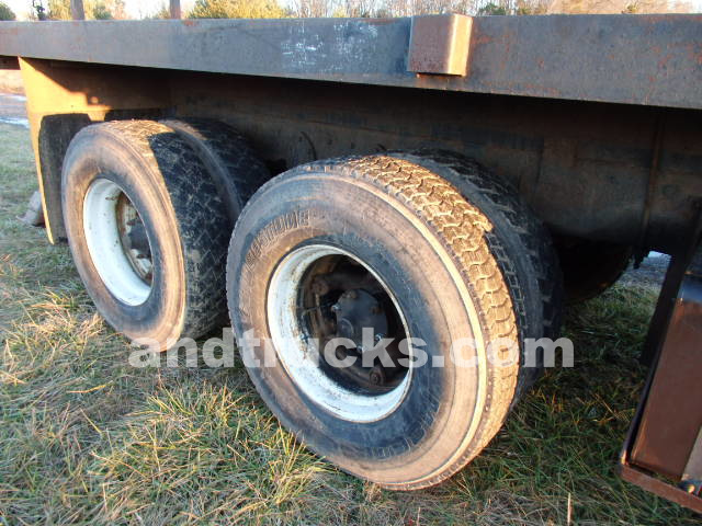 Mack B61S Tandem Axle Cab and Chassis