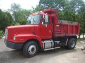 Tandem Axle Dump Truck Volvo WG42T