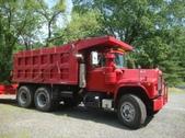 Tandem Axle R-Model Dump 300plus