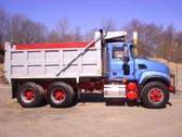 Tandem Mack Granite CV713 2003 Clean