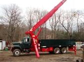terex crane truck