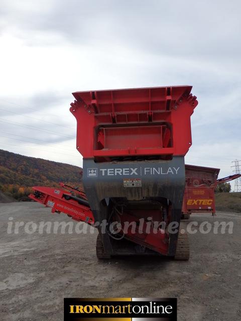 Terex Finlay I-110 Impact Crusher