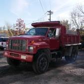 Topkick Single Axle Dump