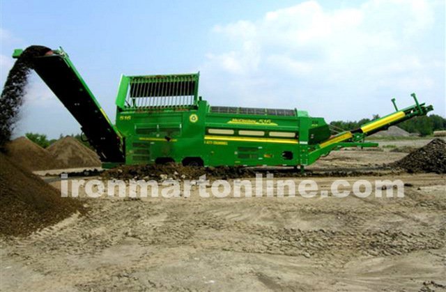 topsoil screener for sale | trommel screen for sale | topsoil screener rental