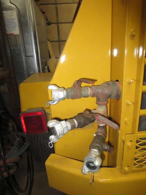 175 Cfm Smith Air Compressor Used For Sale