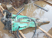 Tramac Hydraulic Breaker for Backhoe's