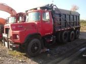 Tri Axle Mack DM690S #60