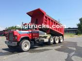 Tri Axle Mack Dump Truck For Sale