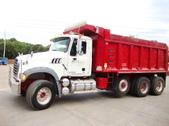 Truck # 97 2007 Mack Vin # 6217