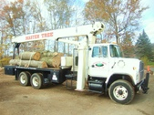 Truck Crane National 800C 21Ton Tandem