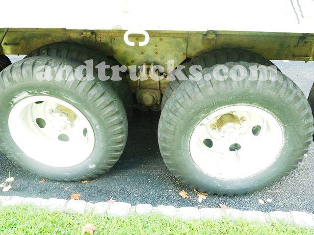 used AM General 6x6 Army Truck Famous M35 White 6cyl Diesel