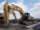 Used Caterpillar Excavator For Sale