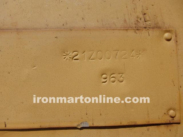 Cat 963 Track Loader