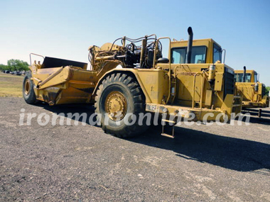 1999 Cat 621F Motor Scraper
