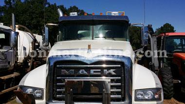 2012 Mack GU613 Super Vac Truck